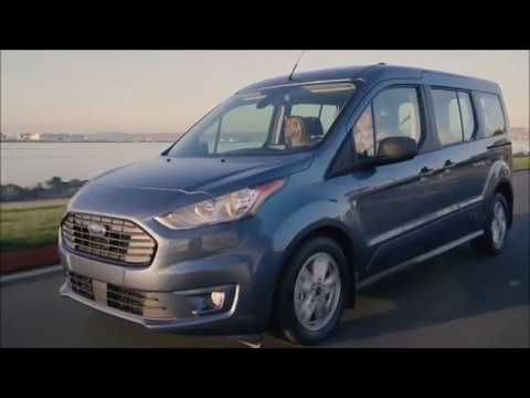 Revealing 2019 Ford Transit Connect Wagon Mt Cars