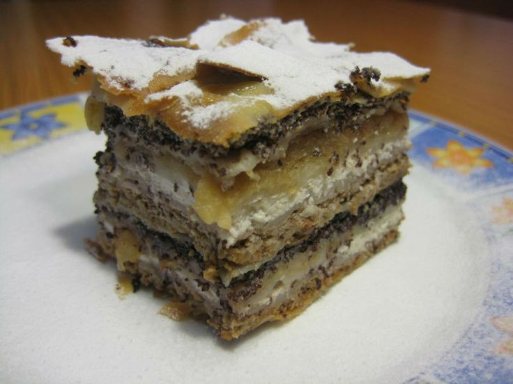 Prekmurska gibanica is a specific dessert. It is one of the Slovenian national culinary specialties and a traditional feature of Prekmurje cuisine. The area of Prekmurje, as well as the entire territory of Slovenia has no comparable products.