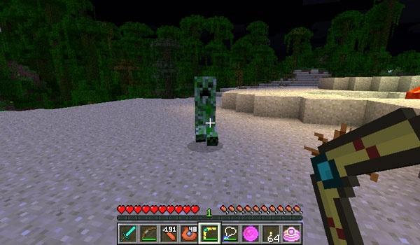 LegendGear Mod para Minecraft 1.4.6 y 1.4.7