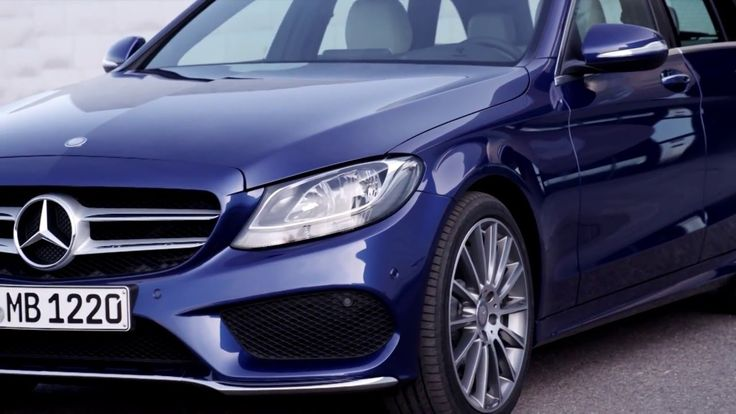 2015 Mercedes Benz C250 BlueTEC design presentation