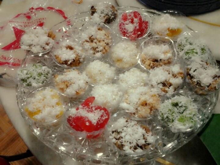 Jajanan Pasar #food #Indonesia