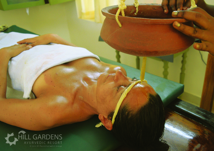 Ayurveda @ Hill gardens ayurvedic Resort,kovalam