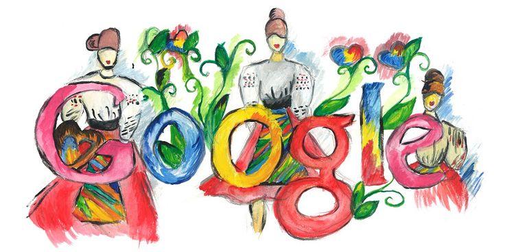 Google Doodle – 1 Decembrie