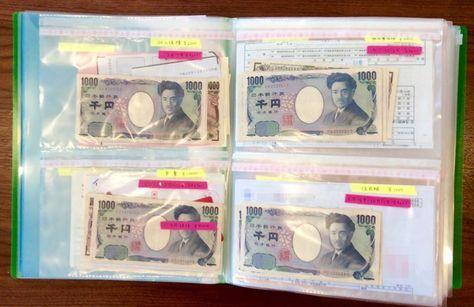 袋わけが人生を変えた!知らず知らずに月5万浮く!A4ファイル1冊でできるズボラ式家計管理術   ESSE-online(エッセ オンライン)