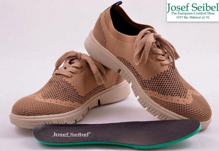 Josef Seibel férfi barna cipő kötött felső résszel, könnyített talppal és kivehető talpbetéttel, igazán tökéletes nyári viselet :)  http://www.valentinacipo.hu/josef-seibel/ferfi/bezs/lyukacsos-felcipo/147111940  #Josef_seibel #Cipőbolt #Josef_seibel_webshop