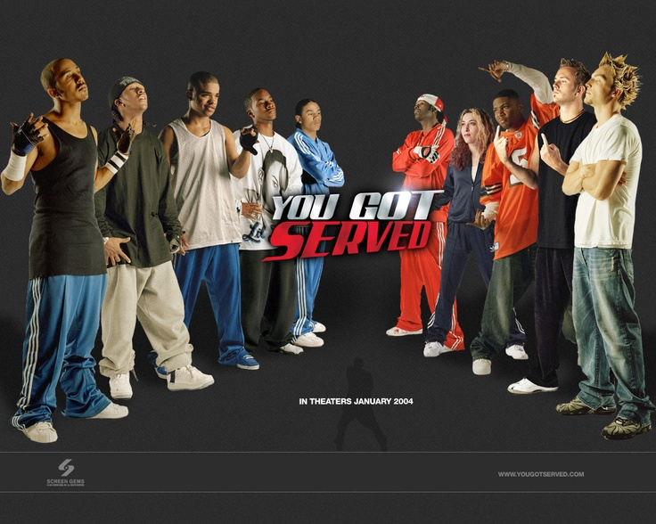 Omarion You Got Served Rain