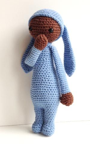 Lalylala like doll crochet pattern - Free