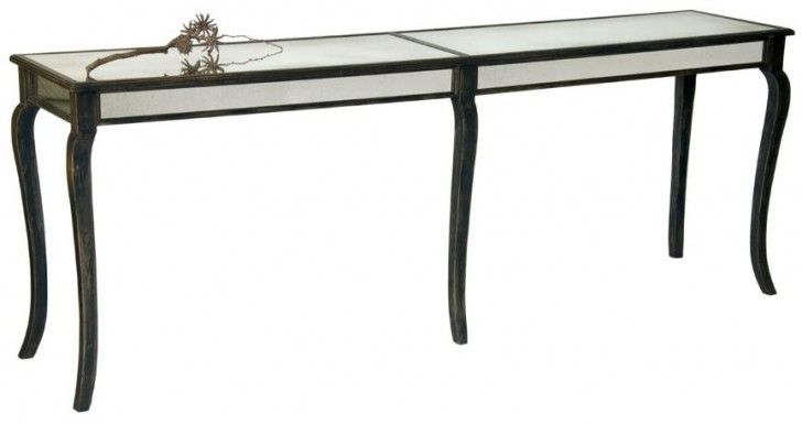 Picture of Elegant Extra Long Console Table