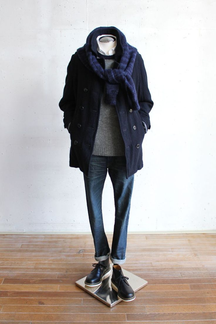 Suggestion of The Men's Winter Coat Style