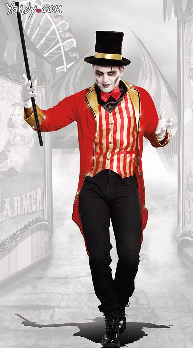 Carnival Halloween Party Ideas.Carnival Freak Show Costume Ideas Virgin Mobil Store