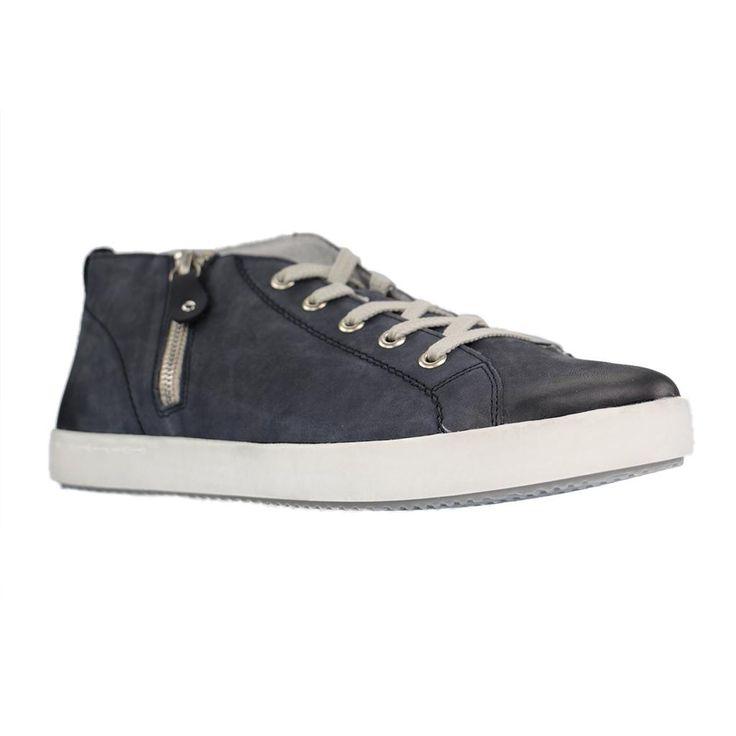 REMONTE DORNDORF - D5271 - große Damen Halbschuhe Sneaker - Blau XXL Schuhe in Übergrößen Größe 42 bis 45 - Hier entdecken und shoppen: https://www.schuhxl.de/damenschuhe/sneaker/remonte-dorndorf-damenschuhe-sneaker-blau-schuhe-in-uebergroessen/a-11468/