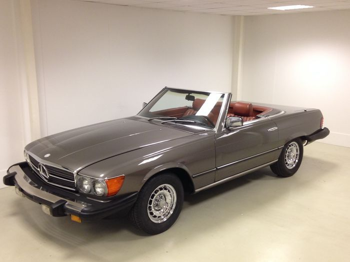 mercedes benz sl 450 roadster 1980 mercedes benz pinterest mercedes benz cars and. Black Bedroom Furniture Sets. Home Design Ideas