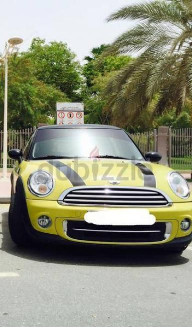 LADY DRIVEN MINI COOPER FOR URGENT SALE WITH VALID INSURANCE | Car Ads - AutoDeal.ae