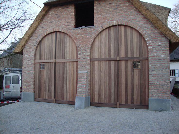 vrijstaande garage landelijk - Google zoeken
