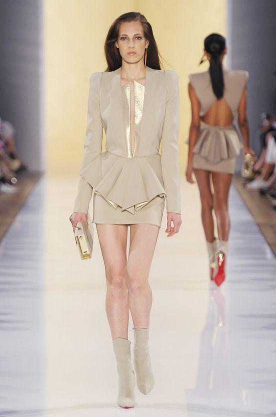 Alexandre Vauthier - Haute Couture F/W 12-13.