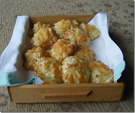 These are simply the best cheese scones I have ever made: The recipe is from Sophie Gray The Destitute Gourmet. We have been using Sophie'...