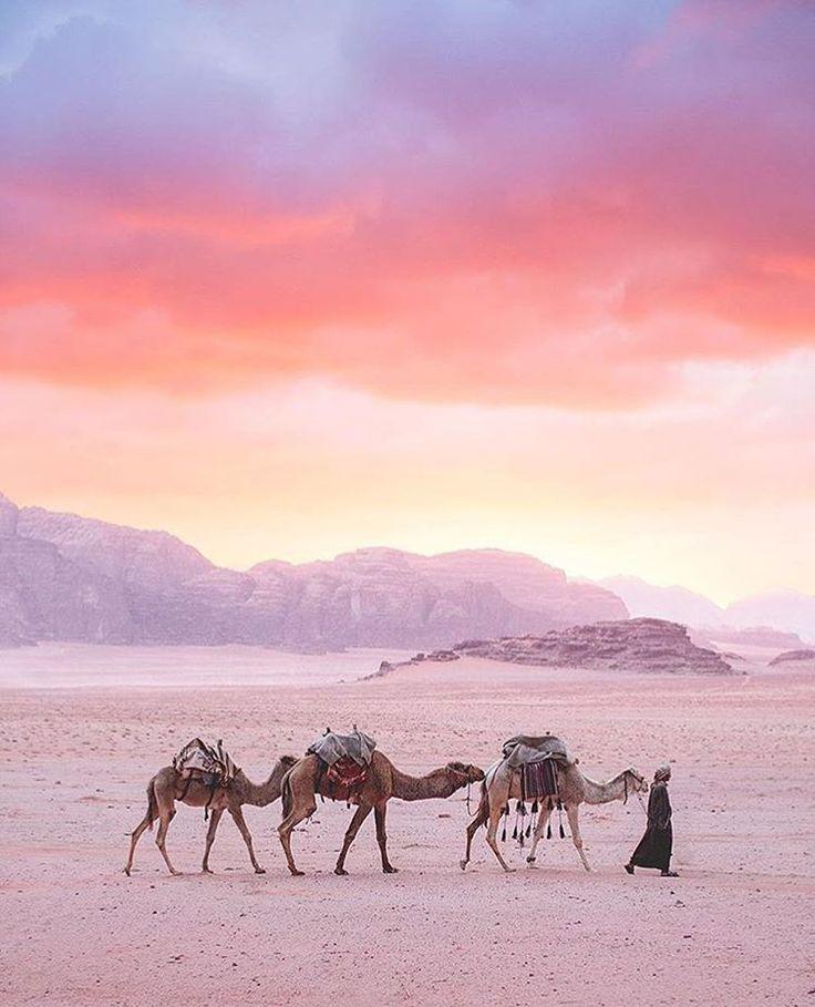 Wadi rum never looked so good #ShareYourJordan #WadiRum Photo Credit @scottborrero