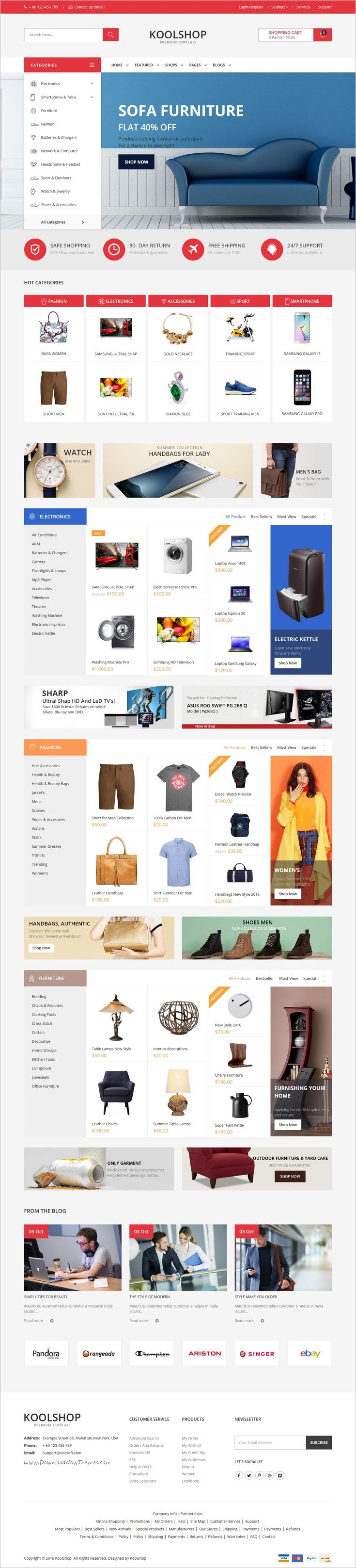 KoolShop is a modern, clean and professional multipurpose #WordPress @WooCommerce theme for stunning #eCommerce website with 12+ unqiue homepage layouts download now➩ https://themeforest.net/item/koolshop-multipurpose-woocommerce-wordpress-theme/18333085?ref=Datasata