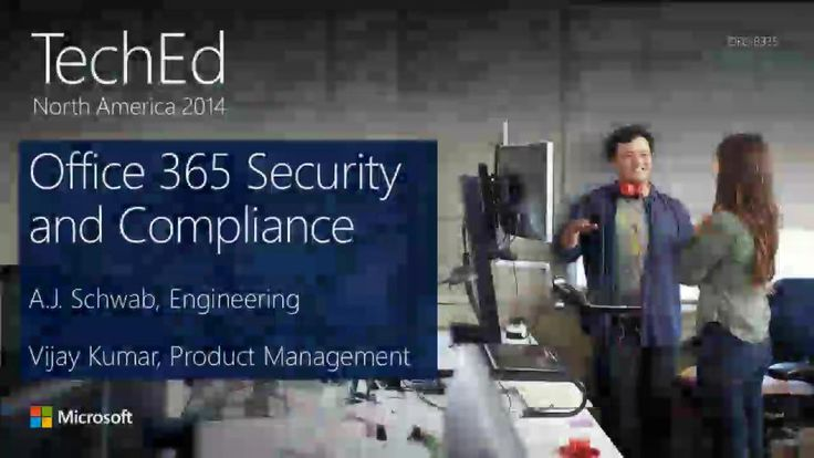 As a deep dive into Office 365 security, compliance, and privacy, this session focuses on the how we implement our risk management process, a systematic approach of evaluating and prioritizing new reg