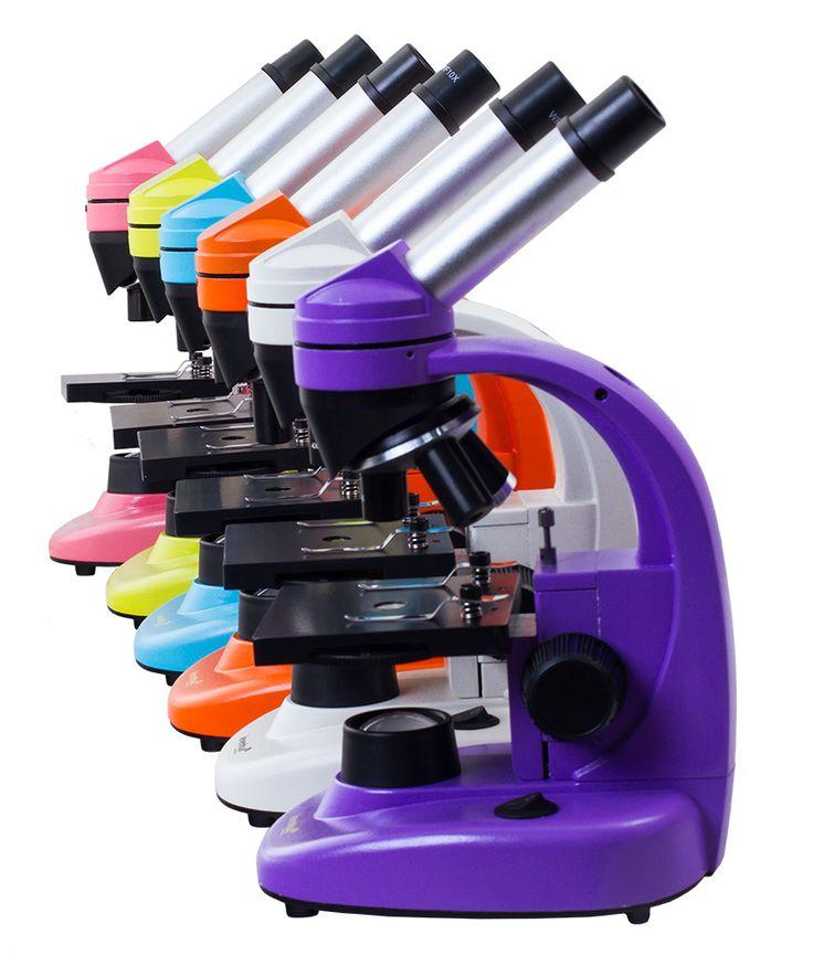 2l ng microscope kit color amethyst dress