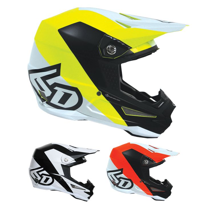 The ATR-1Y is the only premium helmet designed specifically for youth riders and is the ideal choice for MX or BMX competition. Incorporating all of the amazing benefits of 6D's revolutionary Omni-…