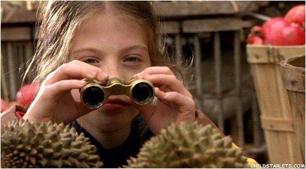 When you see somebody at work acting shady AF.   15 Times Harriet The Spy Was The Realest