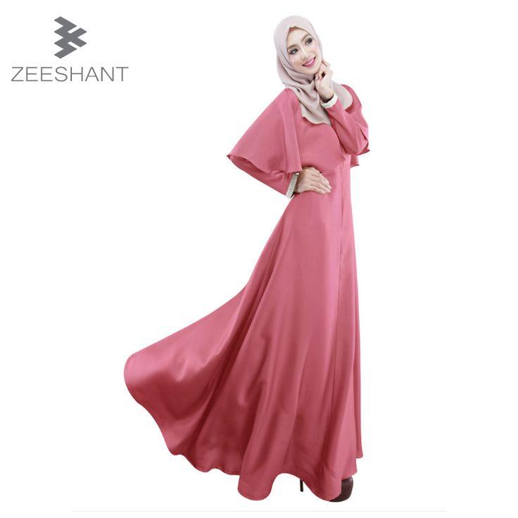 2017 New Design Muslim Cloak Style Abaya Women's Patchwork Islamic Clothing Turkish Jilbab Dubai Muslim Dresses Turkish Dresses