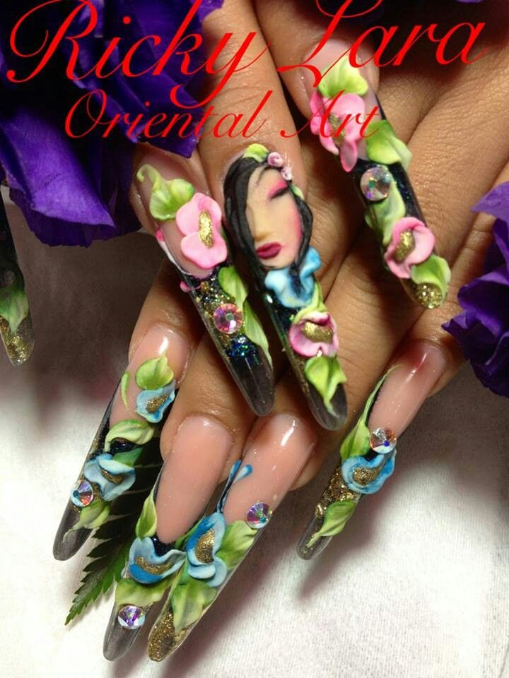 58 best Pipe nails images on Pinterest | Nail scissors, Edge nails ...