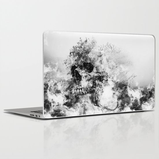 Buy Silent Hill by RIZA PEKER as a high quality Laptop & iPad Skin. Worldwide shipping available at Society6.com. Just one of millions of products available. #skull