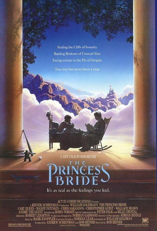 La princesa prometida (recuerdos de infancia imborrables...)