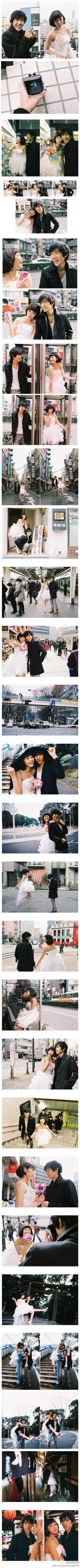 Japan ,PreWedding