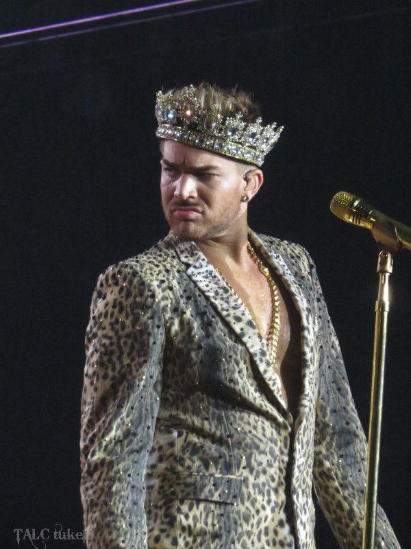 Queen + Adam Lambert MD Merriweather 59 @adamlambert
