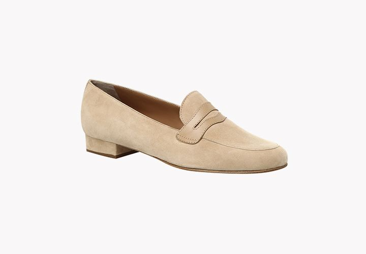 Пенни-лоферы (penny loafers)