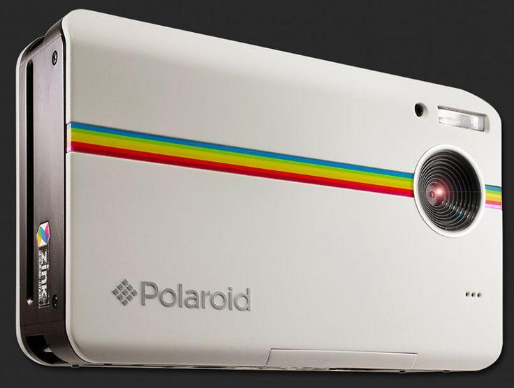 polaroid Z2300 instant digital camera - 10 megapixel, built in zink 'zero ink' printer