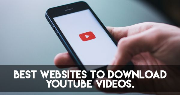 Here are the best websites to download YouTube videos. Using these Online Video Downloaders, you can save any videos from YouTube to your PC or Mobile.