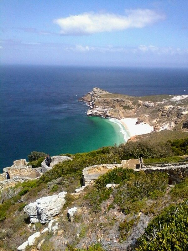 Cape Point. Cape of Good Hope.