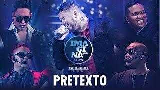 Pretexto (Clipe Ao Vivo) - Imaginasamba - YouTube