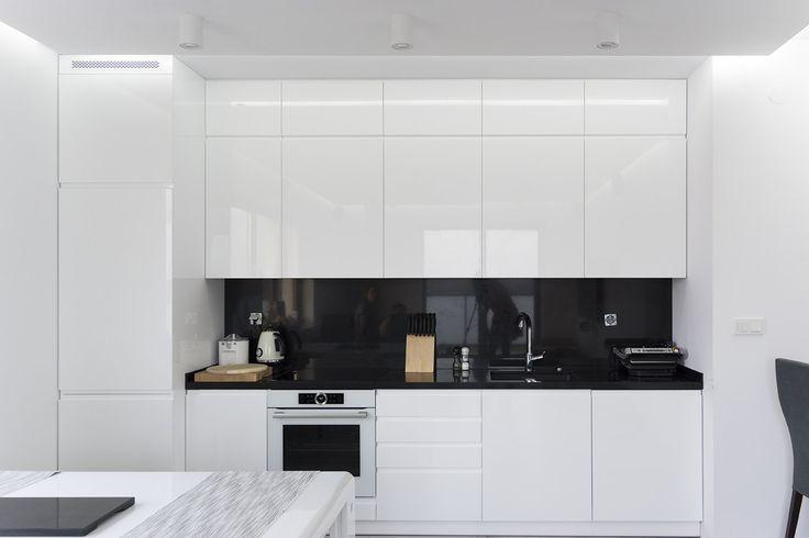 Znalezione obrazy dla zapytania biały konglomerat kuchnia