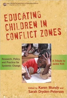 Karen Mundy, Sarah Dryden-Peterson (2011) Educating children in conflict zones: research, policy, and practice for systemic change: a tribute to Jackie Kirk (New York: Teachers College Press)