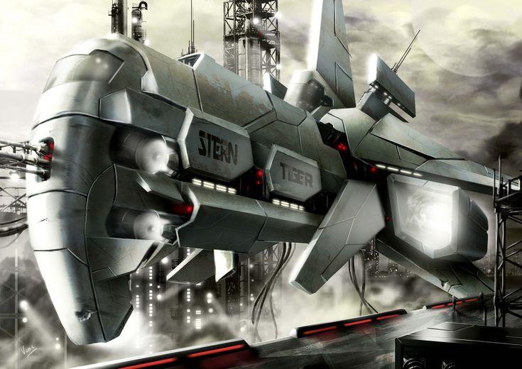 Космические корабли (49 фото) - Планетология Art