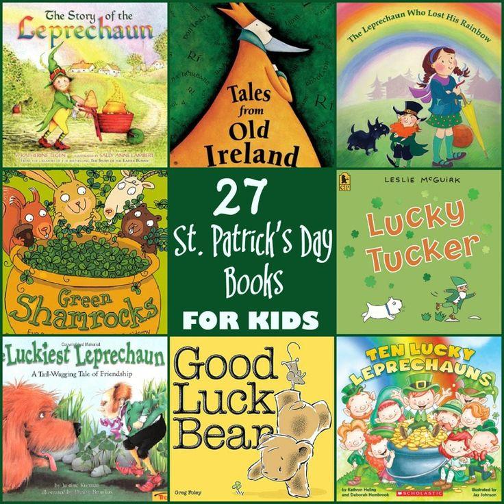 27 St. Patrick's Day Books for Kids | Honey Mommy