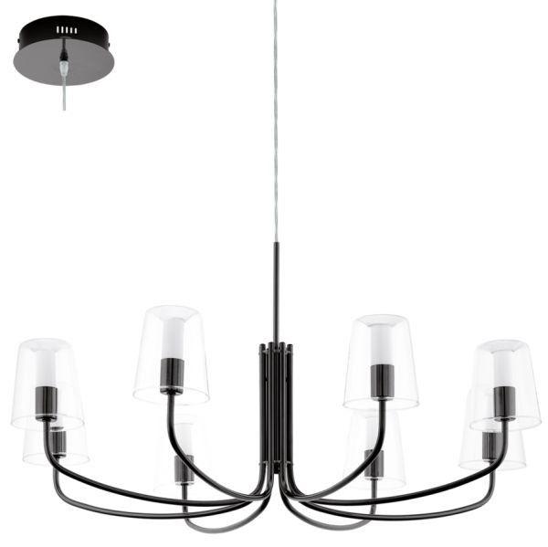 Corpuri de iluminat interior CANDELABRU 8 BRATE LED-HL/8 NOVENTA 95006 EGLO.95006