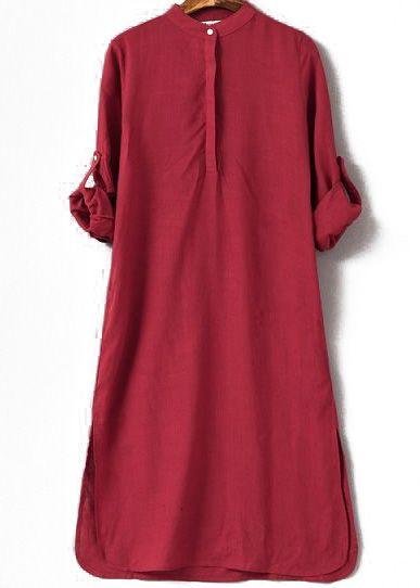 Die besten 25 kleid mit schlitz ideen auf pinterest for Rotes kleid mit schlitz