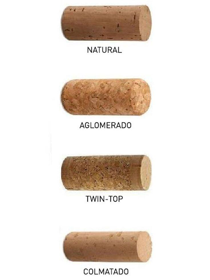 Manualidades con tapones de corcho: tipos de corcho