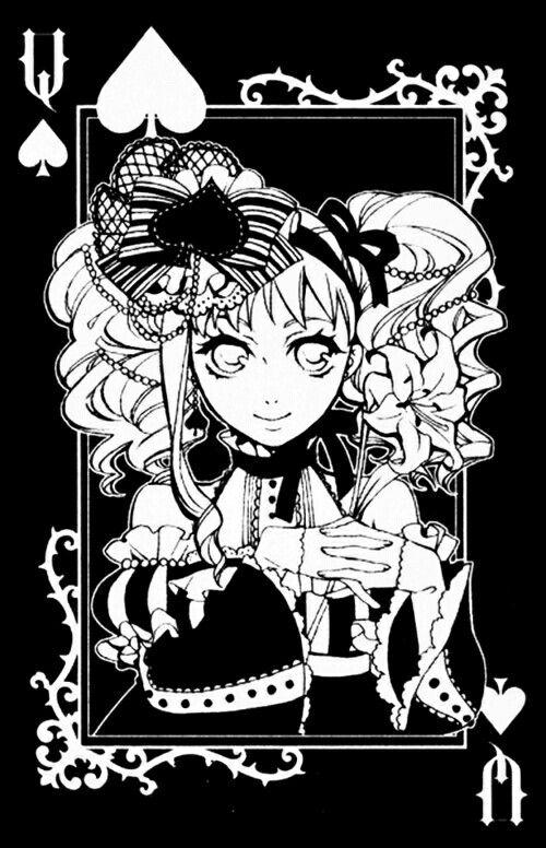 elizabeth midford, from kuroshitsuji/black butler #anime