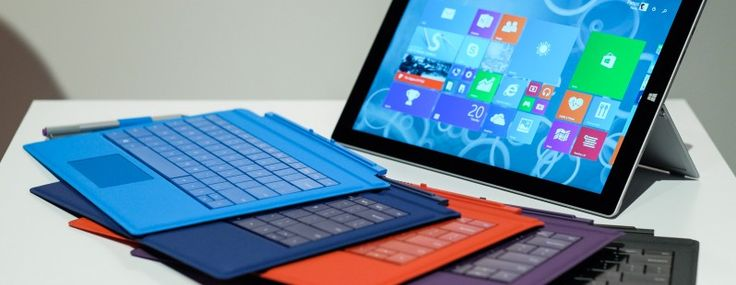 Microsoft launches Surface Pro 3 Tablet: Laptop cum Tablet #microsoft #surfacepro3