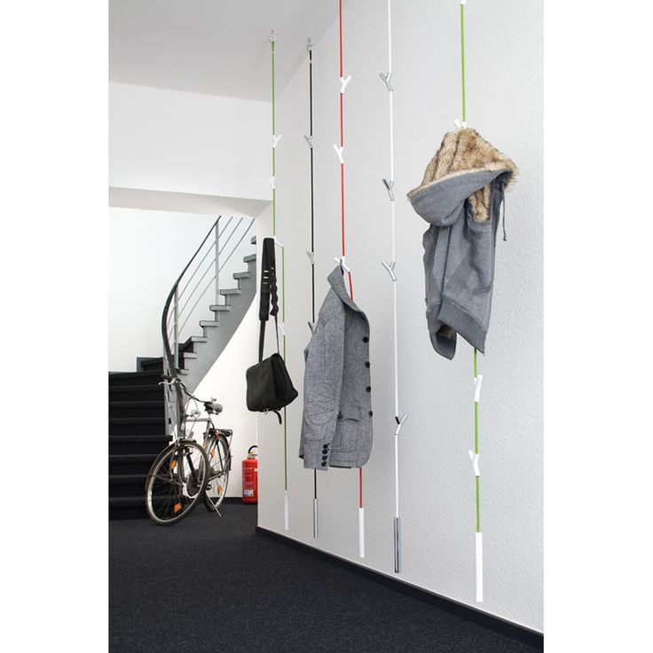 Relativ The 25+ best Haken garderobe ideas on Pinterest | Eingangsbereich  IQ53