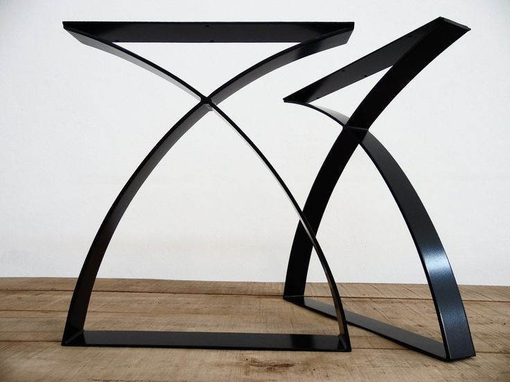 Furniture Legs Metal Contemporary best 25+ metal table legs ideas on pinterest | diy metal table