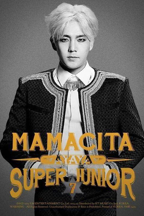 #MAMCITA foto teaser Kangin