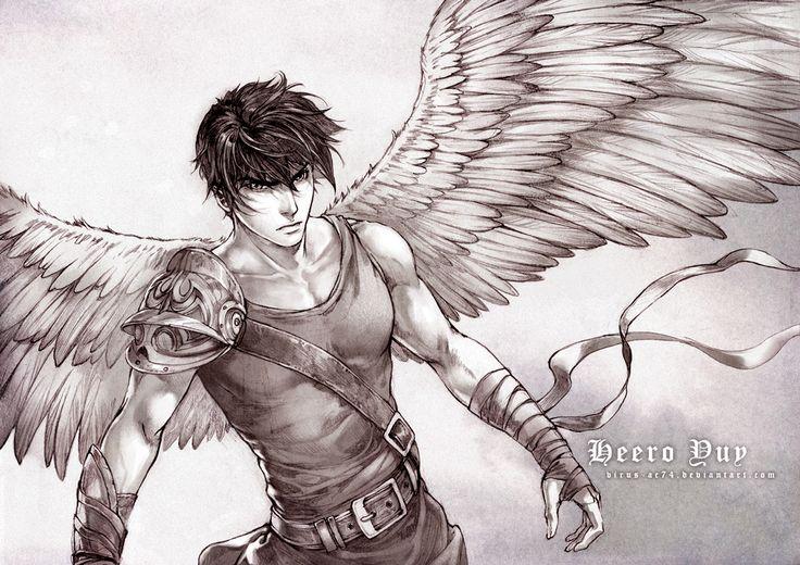 XX | Heero Yuy by Virus-AC.deviantart.com on @deviantART